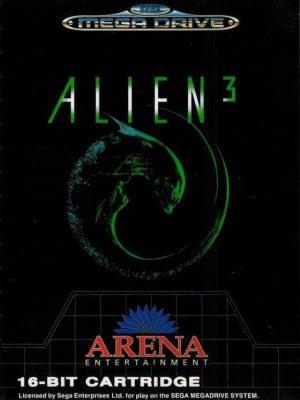 Alien 3 Mega Drive