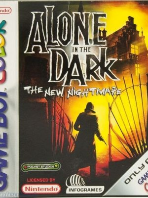 Alone in The Dark - The New Nightmare GBC