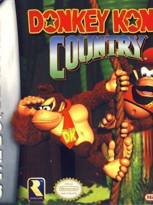 Donkey Kong Country GBA