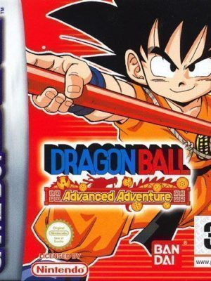 Dragon Ball - Advanced Adventure