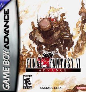 Final Fantasy 6 - VI Advance