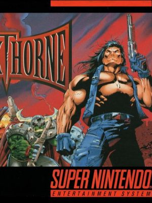 Blackthorne SNES