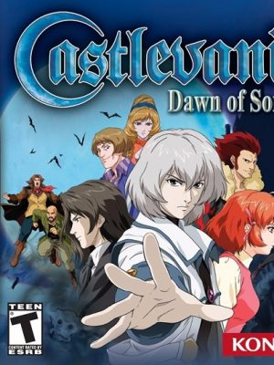 Castlevania - Dawn of Sorrow