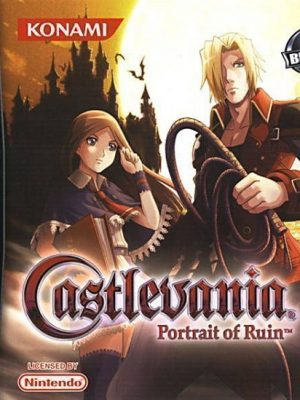 Castlevania - Portrait of Ruin