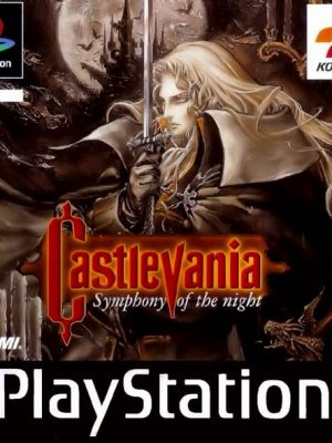 Castlevania - Symphony of the Night (Dublado)
