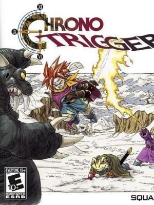 Chrono Trigger NDS