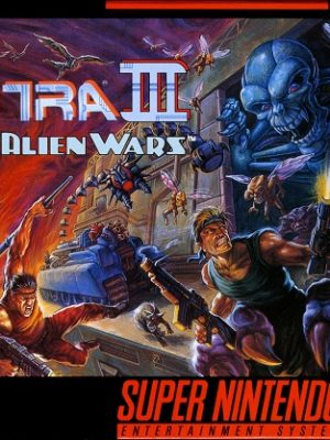 Contra III - The Alien Wars