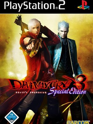 Devil May Cry 3 - Dante's Awakening (Special Edition)