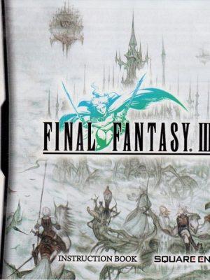 Final Fantasy 3 - III