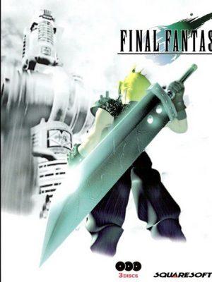 Final Fantasy 7 - VII