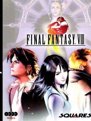 Final Fantasy 8 - VIII