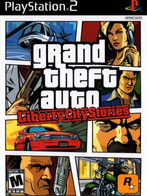 Grand Theft Auto - Liberty City Stories (GTA)