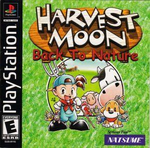 Harvest Moon - Back to Nature Baixar Download em Português Traduzido PTBR ISO