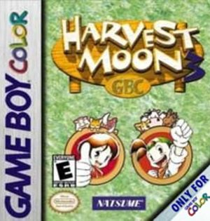 Harvest Moon GBC 3