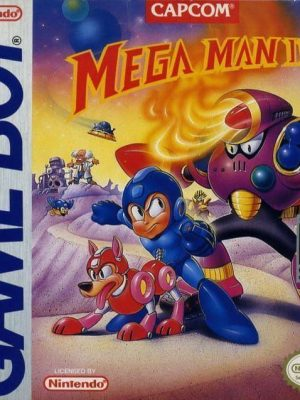 Mega Man IV Game Boy