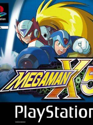 Mega Man X 5