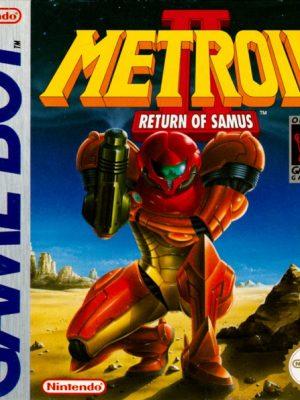 Metroid II - Return of Samus