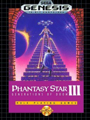 Phantasy Star III - Generations of Doom