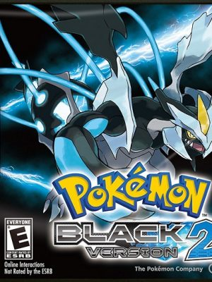 Pokémon - Black Version 2