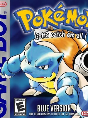 Pokémon - Blue Version