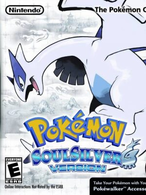 Pokémon - SoulSilver Version
