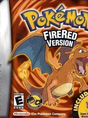 Pokemon - Fire Red Version