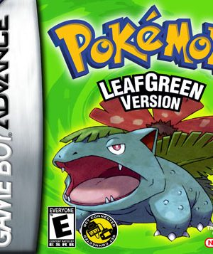 Pokemon - Leaf Green Version