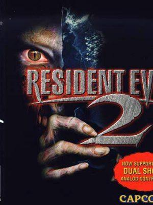Resident Evil 2 - Dual Shock Edition (Dublado)