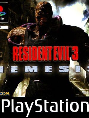 Resident Evil 3 - Nemesis (Dublado)