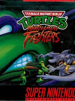 Teenage Mutant Ninja Turtles - Tournament Fighters (Tartarugas Ninjas)