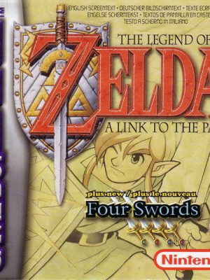 The Legend of Zelda - A Link to the Past & Four Swords