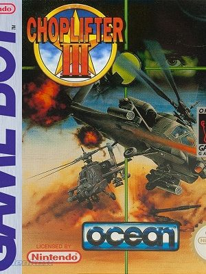 Choplifter III GB