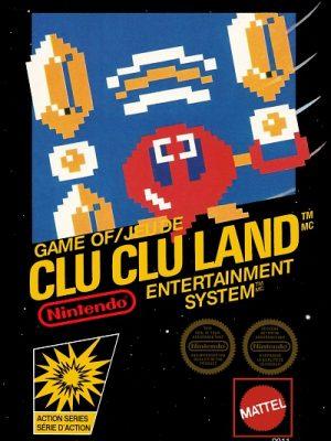 Clu Clu Land