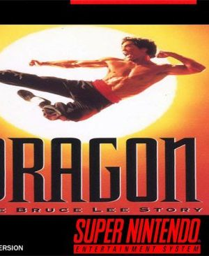 Dragon - The Bruce Lee Story SNES