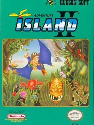 Hudson's Adventure Island II