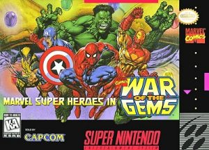Marvel Super Heroes - War of the Gems Baixar Download em Português Traduzido PTBR
