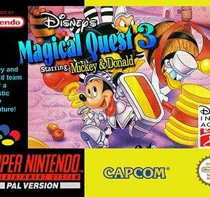 Arquivos Disney's Magical Quest – ROMs em Português