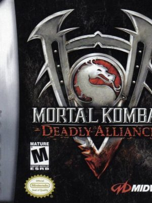 Mortal Kombat - Deadly Alliance GBA