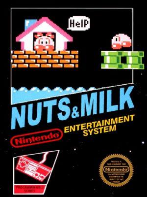Nuts e Milk