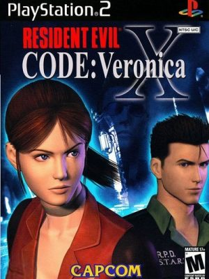 Resident Evil - Code: Veronica X (Dublado)