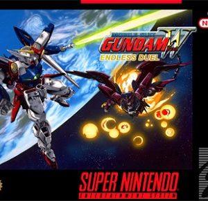 Shin Kidou Senki Gundam Wing - Endless Duel