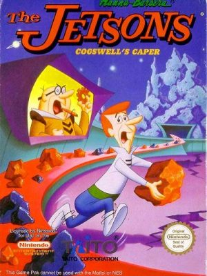 The Jetsons - Cogswell's Caper!