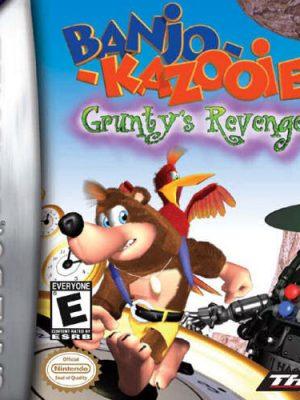 Banjo-Kazooie - Grunty Revenge