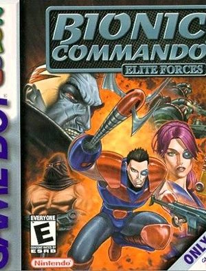 Bionic Commando - Elite Forces