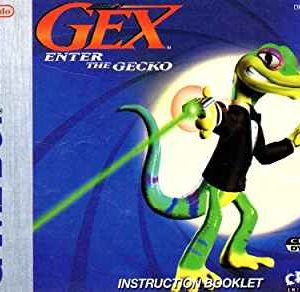 Gex - Enter the Gecko