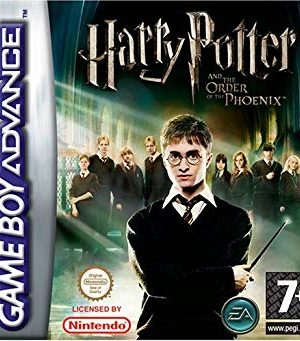 Harry Potter and the Order of the Phoenix GBA (Ordem da Fênix)