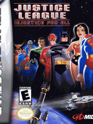 Justice League - Injustice For All