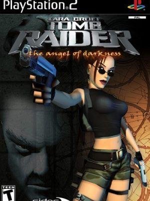 Lara Croft Tomb Raider - The Angel of Darkness