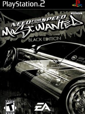 Need for Speed Most Wanted - Black Edition