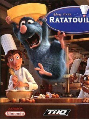 Ratatouille NDS